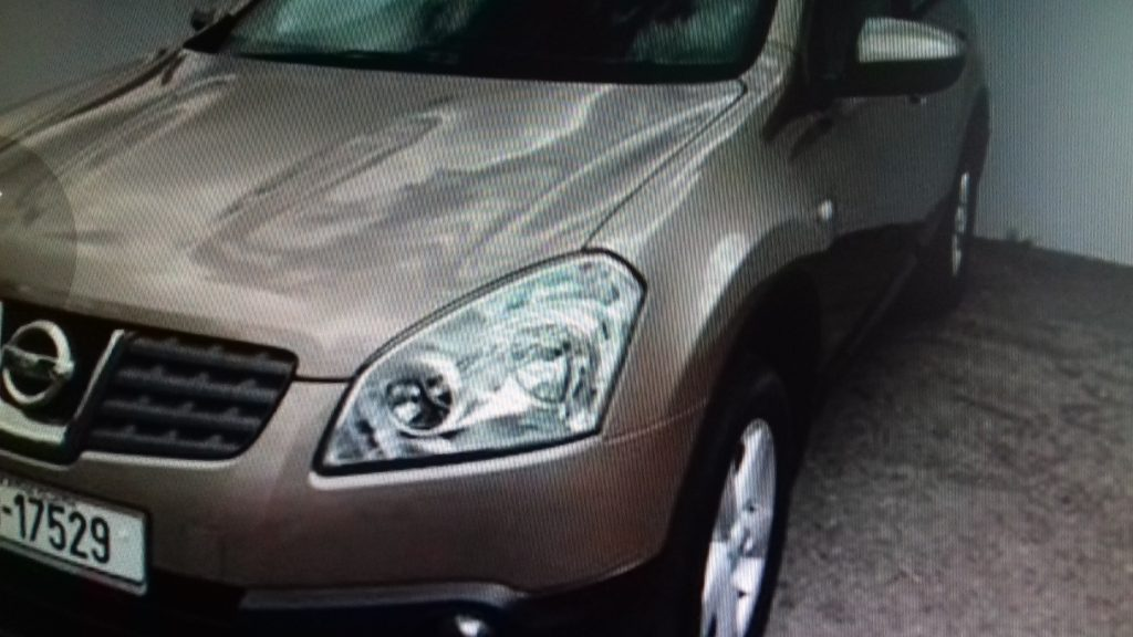 Nissan Qashqai Completed