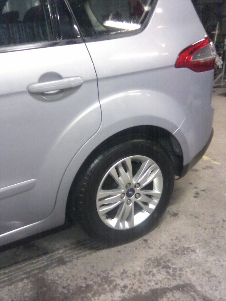 Ford S Max Completed